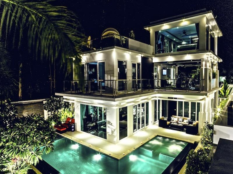 VIP villa LOTUS Palm Oasis Jomtien beach Pattaya - Image 1 - Pattaya - rentals