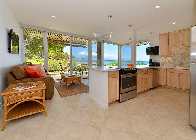 Hale Kai #101 - Your Home by the Sea in West Maui - Image 1 - Lahaina - rentals