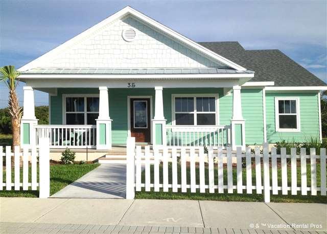 Sandy Beach House - A private paradise - Sandy Beach house, 3 Bedrooms, Pool, Walk to Beach - Palm Coast - rentals