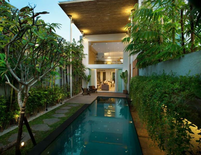 Hu'u Villas - Two Bedroom Villas - Image 1 - Bali - rentals