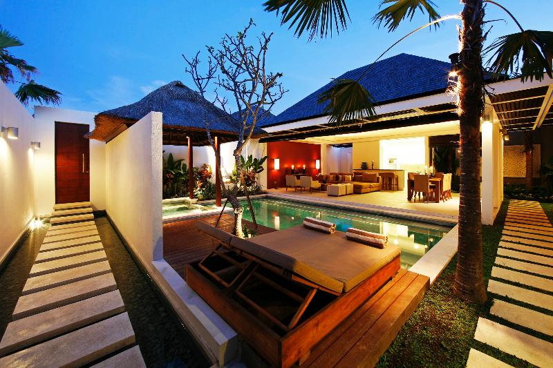 Chandra Luxury Villas - Two Bedroom - Image 1 - Bali - rentals