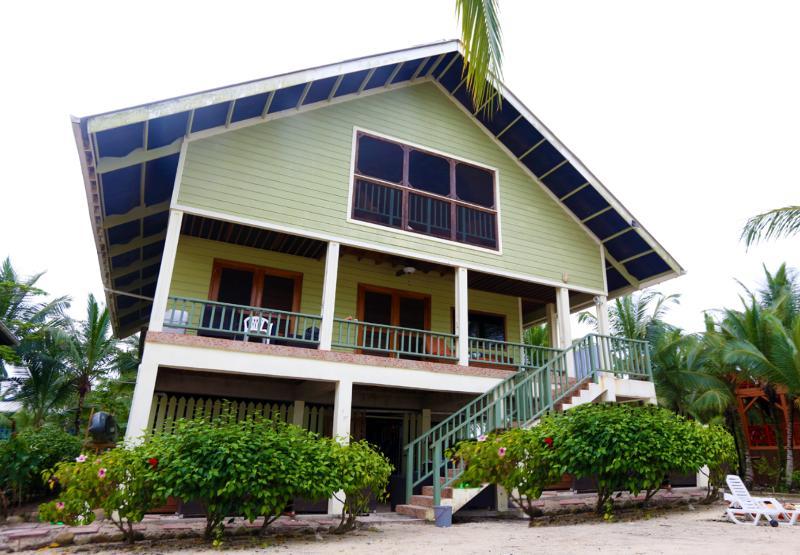 Casa Loro Verde - Master Suite on the Sea - Isla Bastimentos - rentals