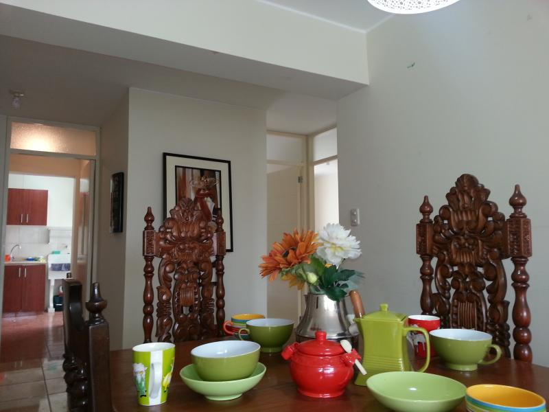 BEAUTIFUL APARTMENT Close To The Beach -Lima Peru - Image 1 - Lima - rentals