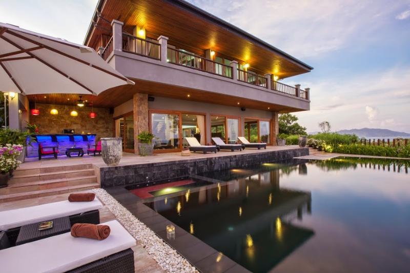 Samui Island Villas - Villa 22 Fantastic Sea Views - Image 1 - Koh Samui - rentals