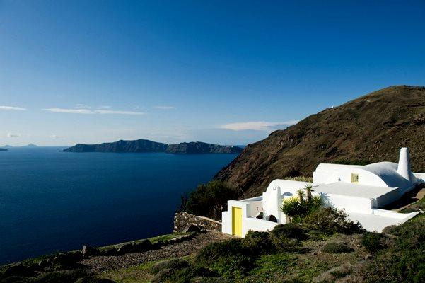 Outdoor - Architect's House - Oia - rentals