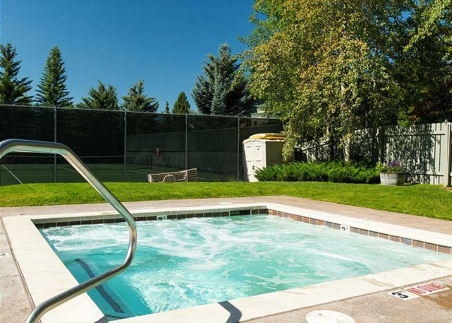 Sundance Tennis & Swim Club - Whiter Rdge A3 - Walk to the Slopes from your Front Door! - Teton Village - rentals