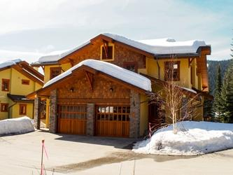 Front View - Trail's Edge Townhouses - 07 - Sun Peaks - rentals