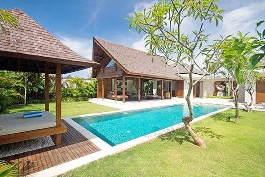 Pool and Villa - Villa Yudhistira - an elite haven - Canggu - rentals