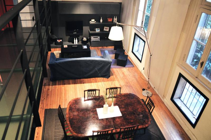 Loft Style 2 Bedroom Apartment in Recoleta - Image 1 - Buenos Aires - rentals