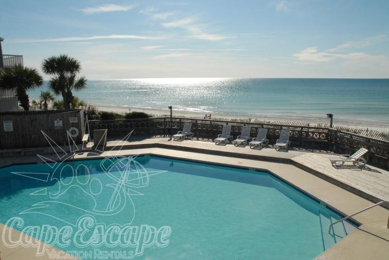 Beach Front Pool - 1 of 2 in Barrier Dunes! - SPECIALS until 5/21  * Pet Friendly Beach * - Port Saint Joe - rentals