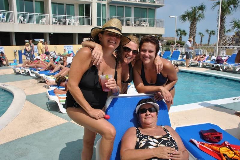 Oceanfront Condo Avista Resort Netflix,lazy rivers - Image 1 - North Myrtle Beach - rentals