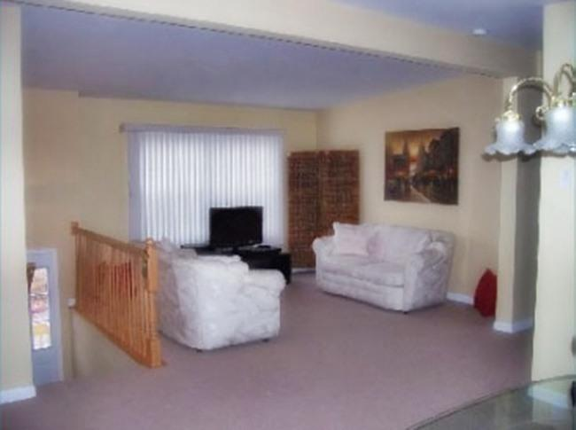 Main Entrance to Living Room - Hiawatha HouseNew 4-bedroom near JF/BB Ski Resorts - Albrightsville - rentals