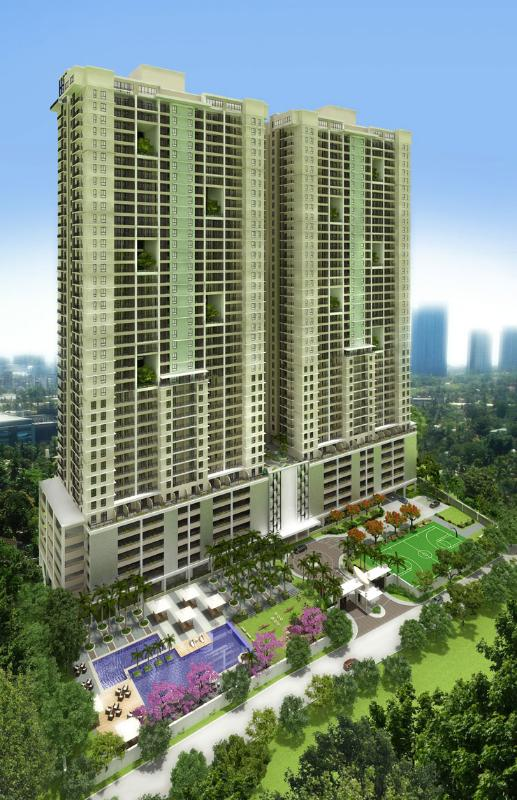 building - Upgraded 2 Bedroom 1 Bath 55sqm ,Resort Living - Pasay - rentals