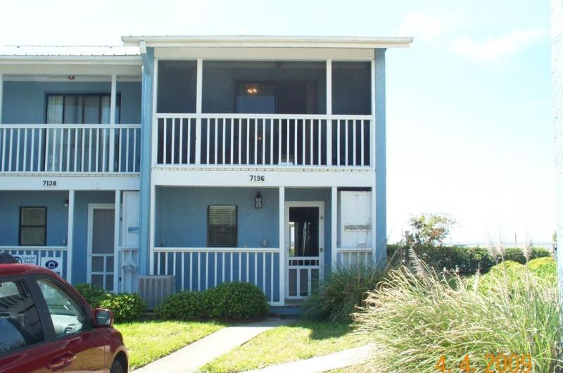 Arriving at your destination - CAPE VILLAS BEACH BUNGALOW PORT ST JOE FLORIDA - Port Saint Joe - rentals