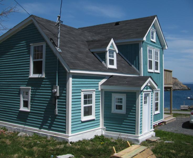 Our Home on Big Lane - Love's Anchor by the Sea (oceanview rental) - Upper Island Cove - rentals