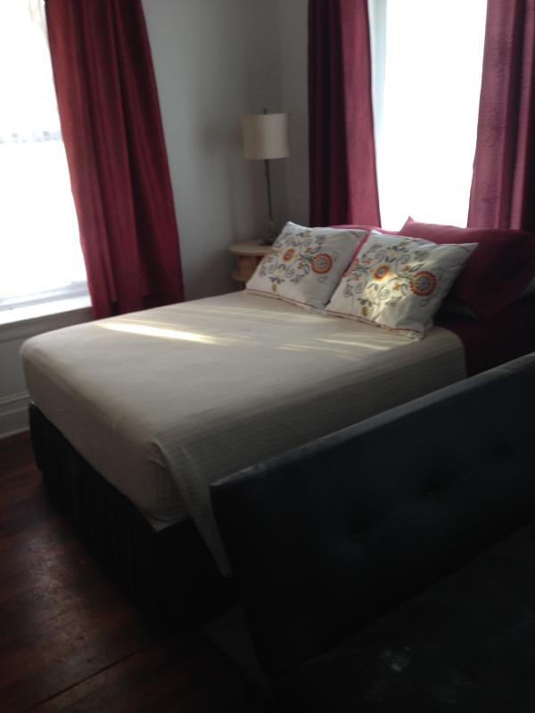 Double Bed - Studio B Apartment In Philadelphia - Philadelphia - rentals