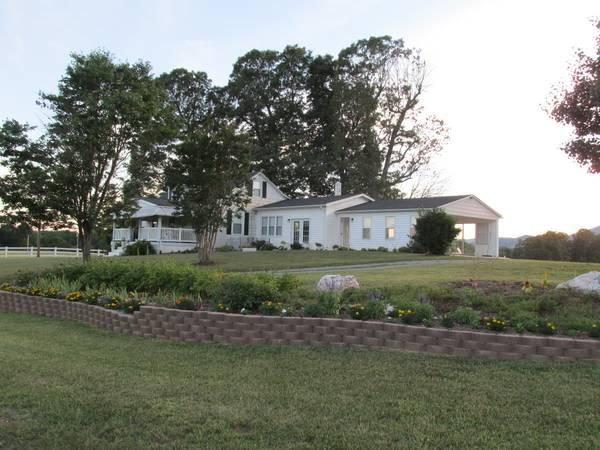 What a View Country Farm House - What A View Country Farm House - Bedford - rentals