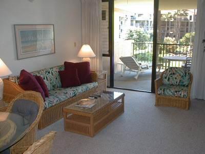 Ideal 1 BR, 2 BA Condo in Kihei (Kamaole  Sands #1-203) - Image 1 - Kihei - rentals