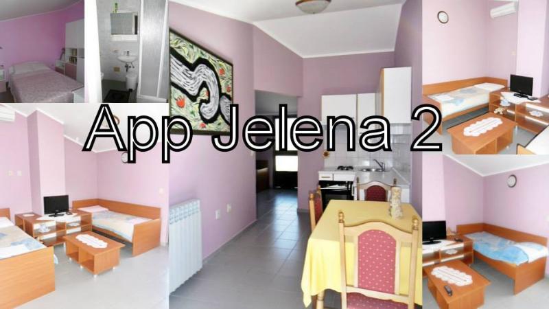 Apartment Pula Jelena 2 - Image 1 - Pula - rentals