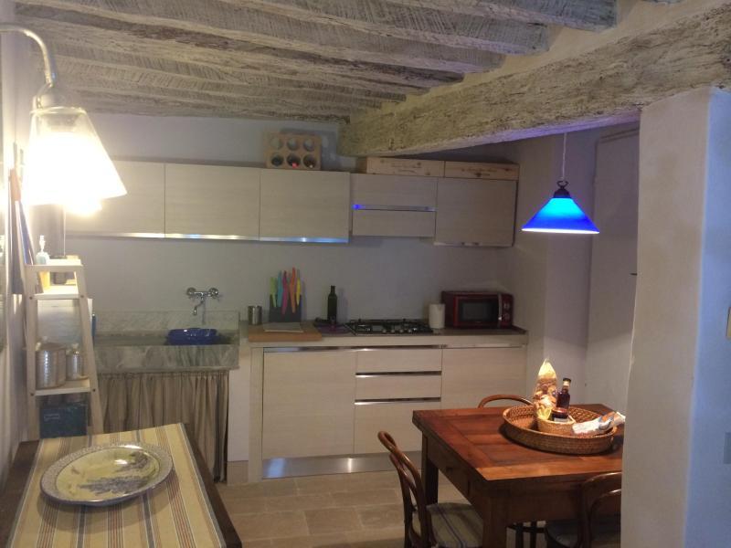 charming apartment in the village of Cetona - Image 1 - Cetona - rentals
