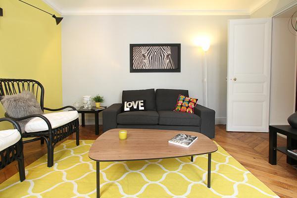 """""""Le Saint-Michel"""" - stylish, modern 2 bedrooms - Image 1 - Paris - rentals"""