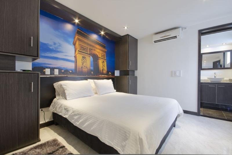 Paris Themed Executive Apartment - Image 1 - Medellin - rentals
