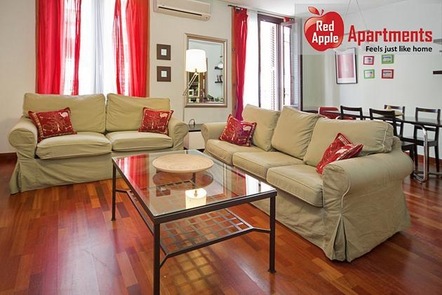 Superb Apartment at Gran Via Chueca Madrid central - Image 1 - Madrid - rentals