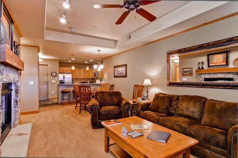 Aspen Ldg 4110 - Image 1 - Steamboat Springs - rentals