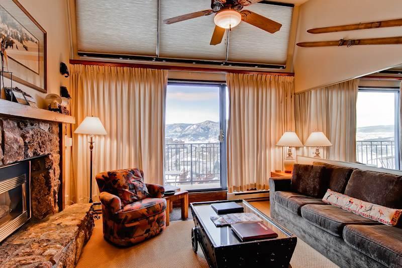 Bronze Tree 601 - Image 1 - Steamboat Springs - rentals