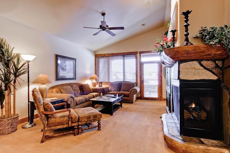 Champagne Ldg 3207 - Image 1 - Steamboat Springs - rentals