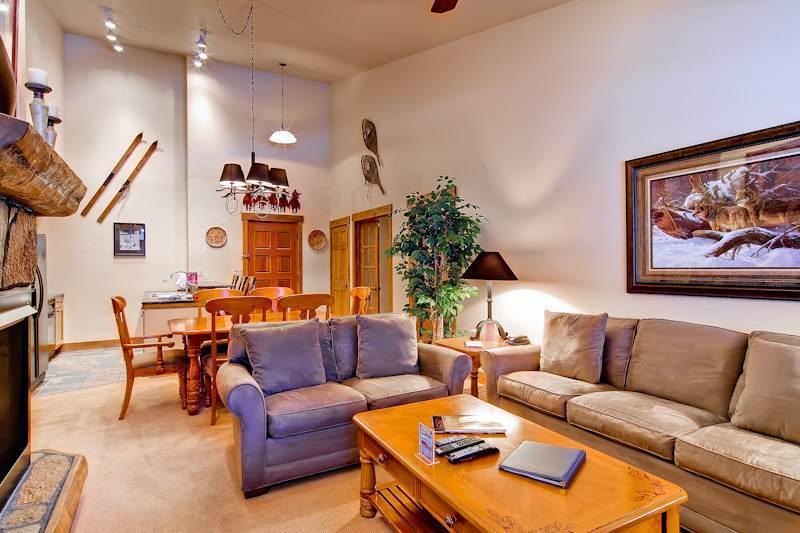 Champagne Ldg 3306 - Image 1 - Steamboat Springs - rentals