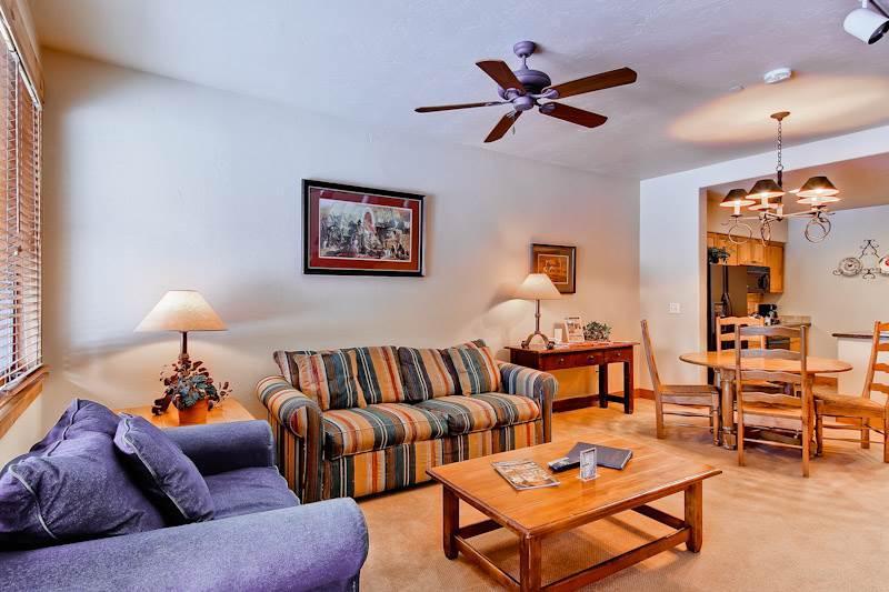 Timberline Ldg 2112 - Image 1 - Steamboat Springs - rentals
