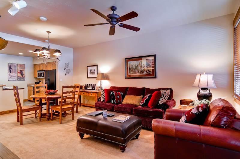Timberline Ldg 2211 - Image 1 - Steamboat Springs - rentals