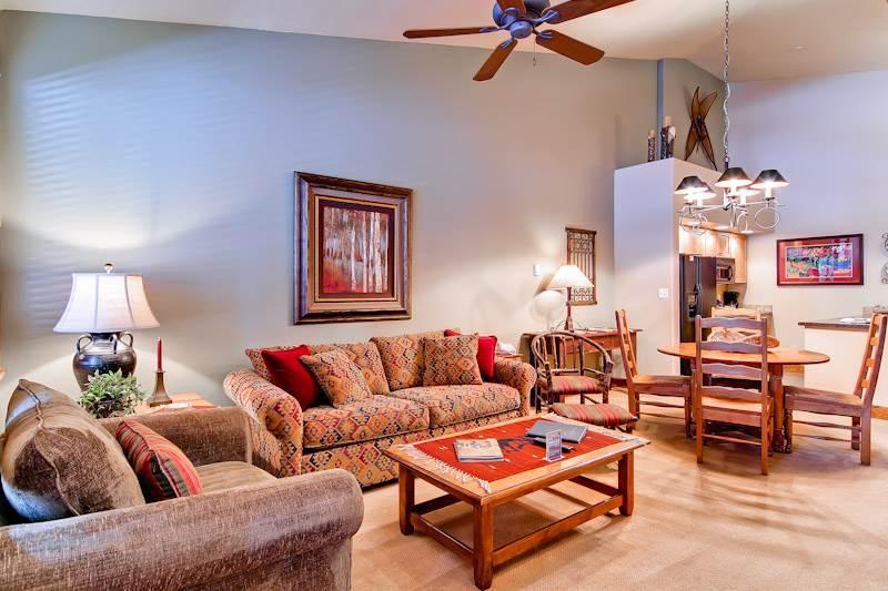 Timberline Ldg 2309 - Image 1 - Steamboat Springs - rentals
