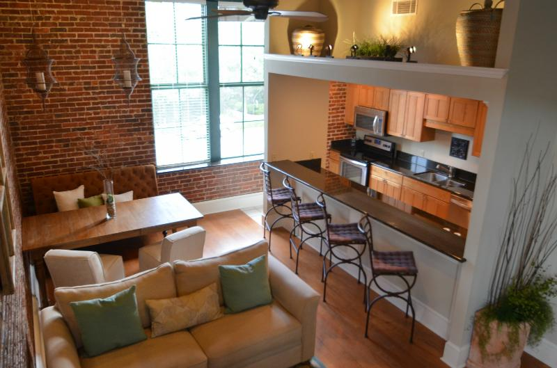 Loft on Congress at City Market! - Image 1 - Savannah - rentals