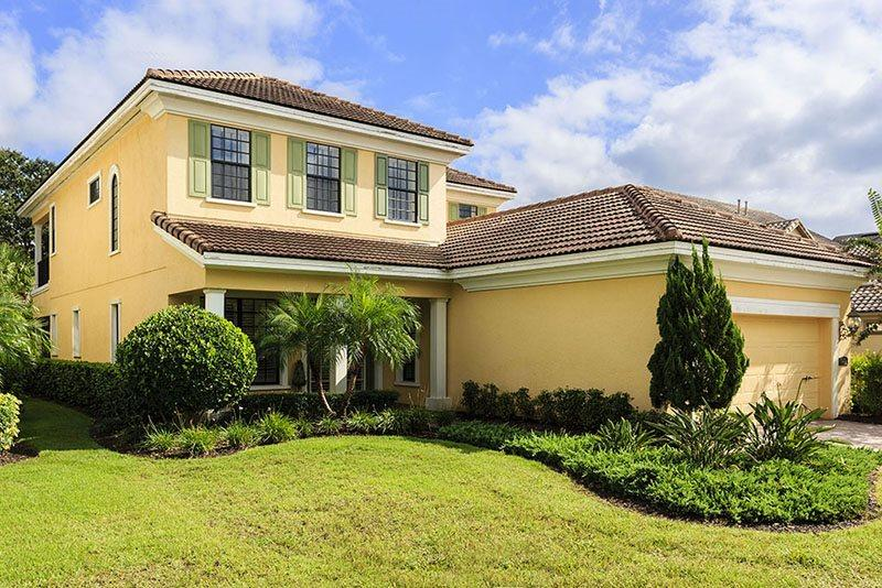 This spectacular estate vacation home features 4,498 Sq. Ft square feet of upscale luxury - Reunion Mansion | 5 Bed Pool Home | Reunion Resort - Kissimmee - rentals