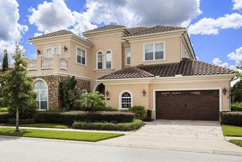 This spectacular estate features 5,232 square feet of pure luxury and distinction. - Exquisite Mansion | 5 Bed Pool Home | Reunion Resort - Kissimmee - rentals