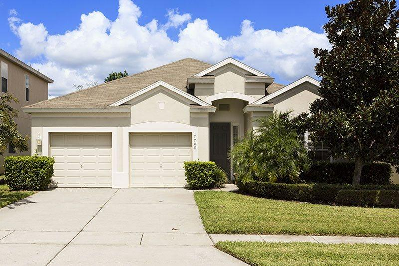 Make yourself at home in this lovely 4 bedroom pool home - Florida Haven   4 Bed Pool Home   Windsor Hills Resort - Kissimmee - rentals