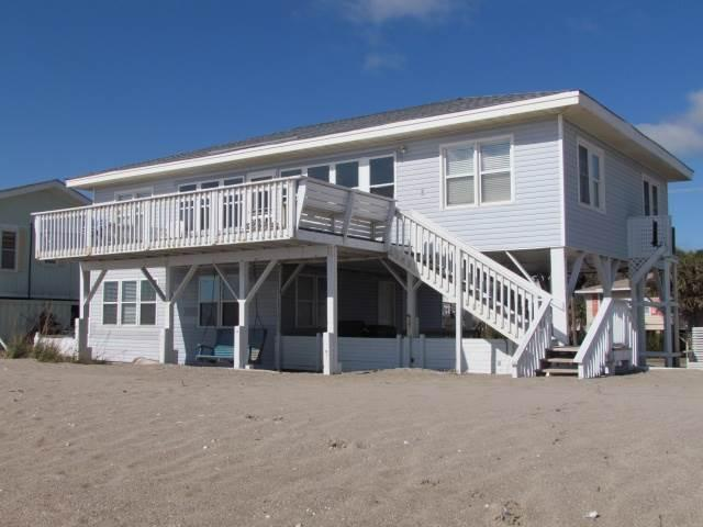 "412 Palmetto Blvd - ""Her Fault-Up Only"" - Image 1 - Edisto Beach - rentals"