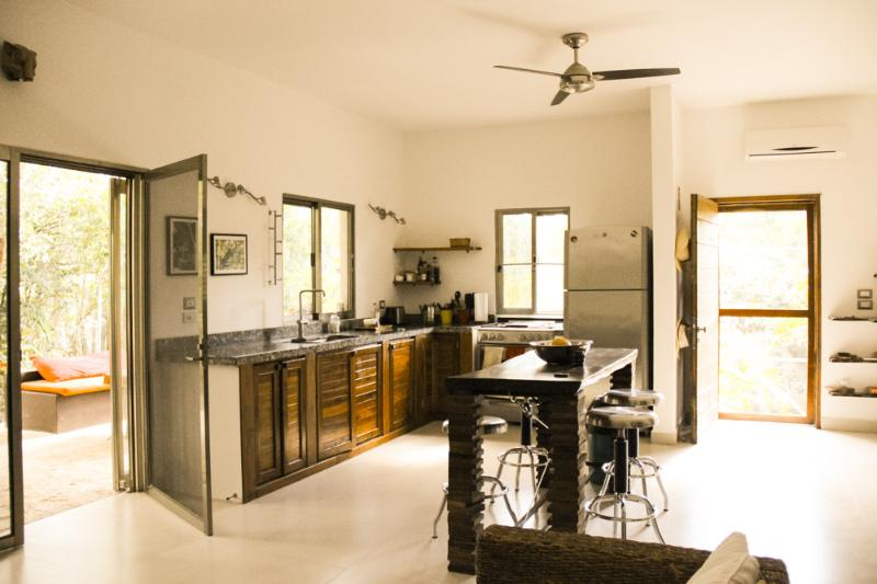 EXCELLENT OPTION IN TULUM: NEW CONDO COBA 2 BEDROOMS WITH POOL IN A JUNGLE PLOT. - Image 1 - Tulum - rentals