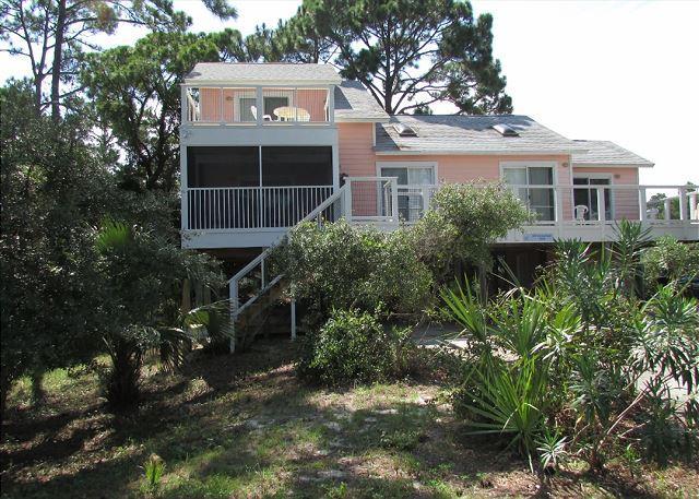 Picture Description - All Conched Out - Cape San Blas - rentals