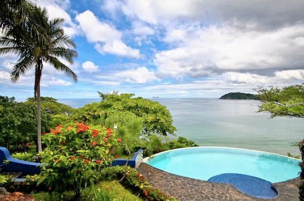 OceanFront Family Villa-Private Pool & Views FL12 - Image 1 - Playa Flamingo - rentals