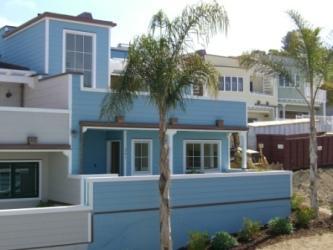 Exterior - 341 1st Street - Avila Beach - rentals