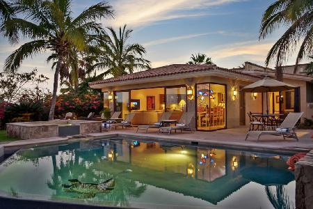 Fabulous Location with Spectacular Golf and Ocean Views - Casa Tortuga - Image 1 - Cabo San Lucas - rentals