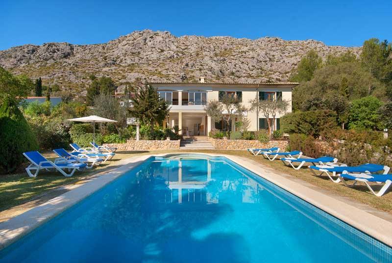 Special Villa close to town Pollensa - Image 1 - Port de Pollenca - rentals