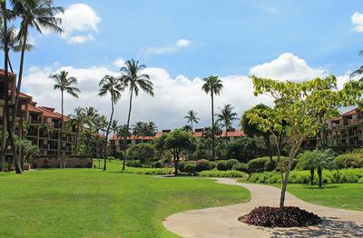 Kamaole Sands 1 Bedroom Garden View Suite - Image 1 - Mauna Lani - rentals