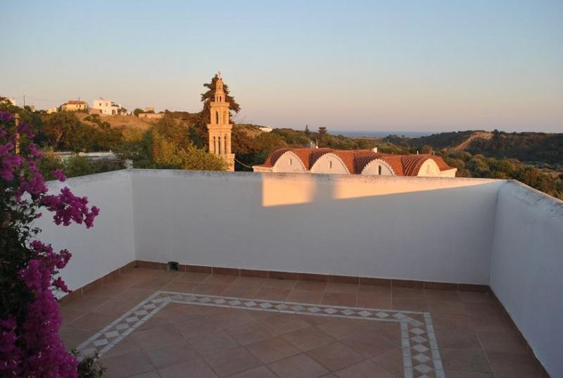 Lovely environment at House Salvia - Image 1 - Lachania - rentals