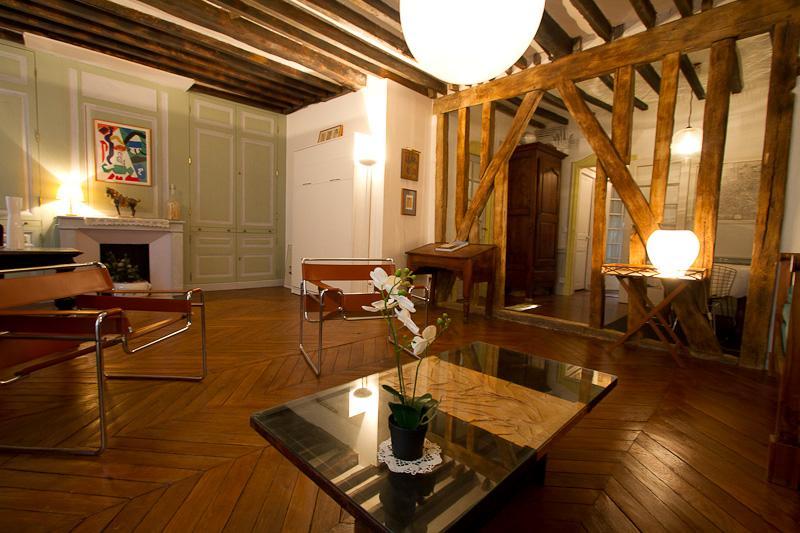 La Tournelle - space & style at Places des Vosges - Image 1 - Paris - rentals