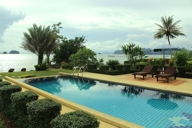 View overlooking the Andaman Sea - VILLA ANDAMAN - SEA VIEW - Krabi - rentals