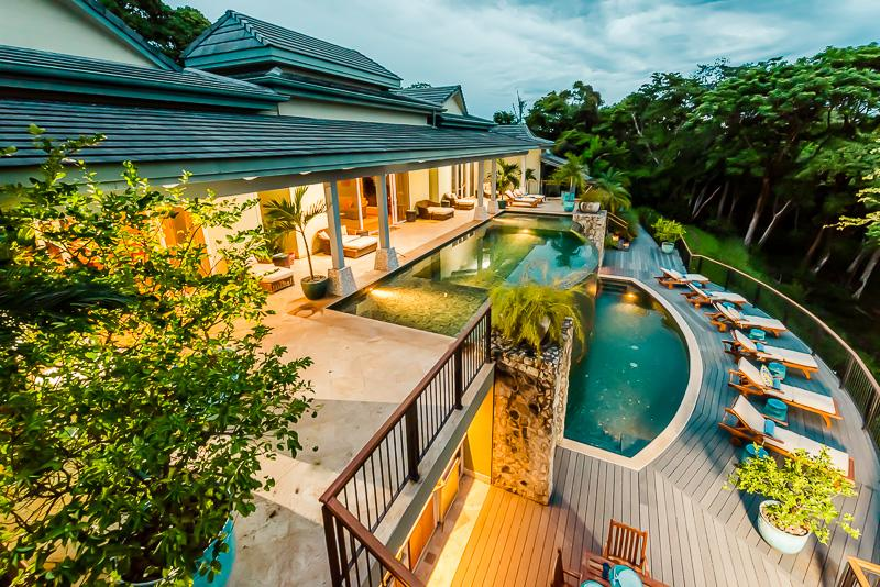 'Casa Armadillo' - 3.313 feet of deck area - PEXS-CHRISTMAS & NEW YEARS-FourSeasons Golf Course - Gulf of Papagayo - rentals
